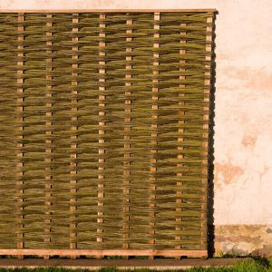 Framed Willow Hurdle Fences