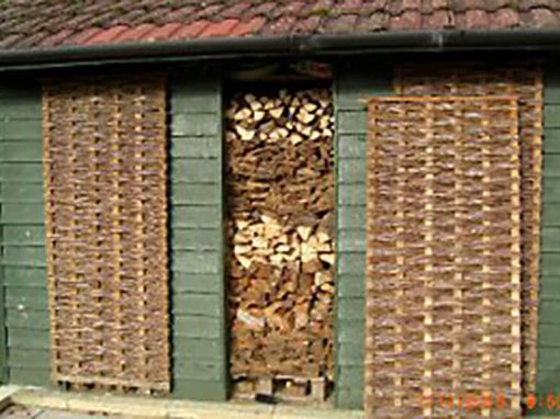 Wood Shed Doors