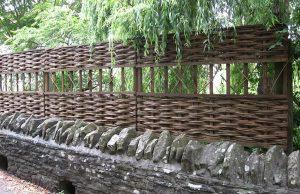 Latteridge Framed Willow Hurdle