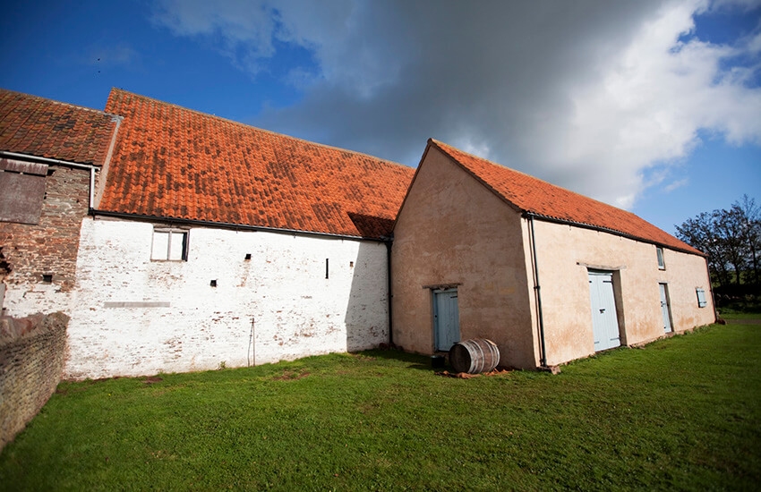 Court Farm Barn, Winterbourne