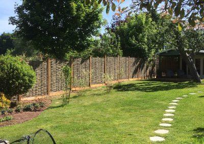 Garden in Taunton
