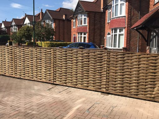 Hurdle project in Nottingham