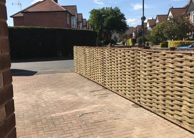 Project in Nottingham